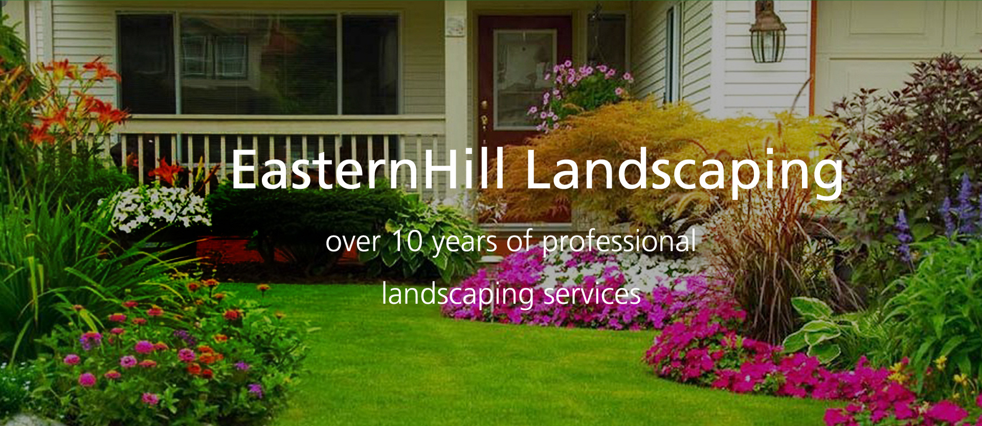 First slide | Eastern Hill Landscaping
