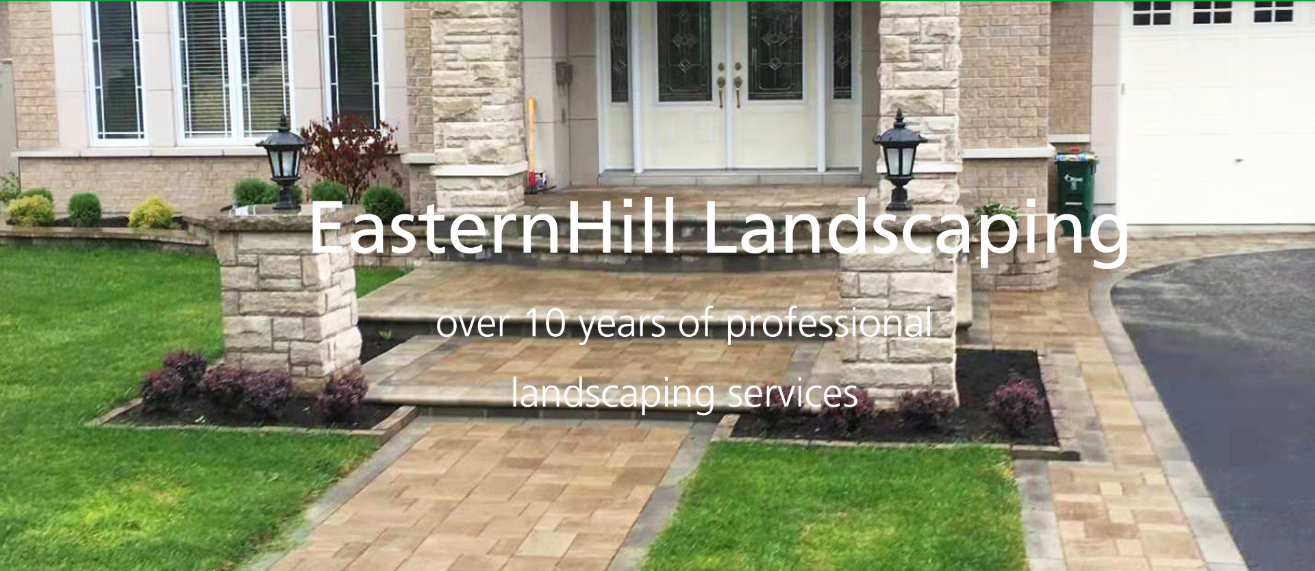 Second slide | Eastern Hill Landscaping