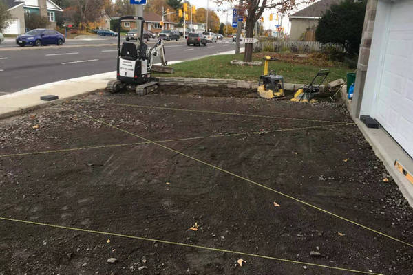 Foundation | Eastern Hill Landscaping