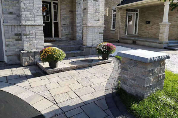 Patio/interlock | Eastern Hill Landscaping